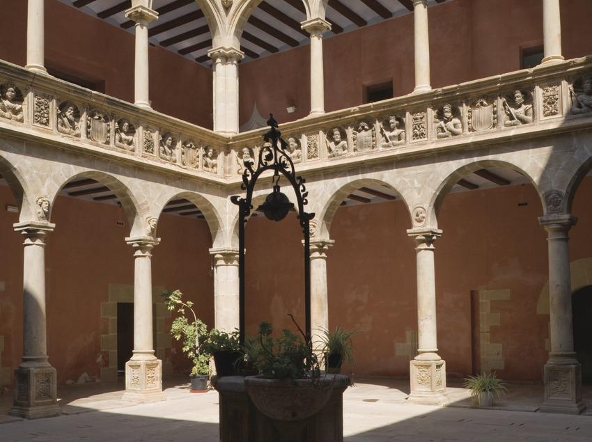Tortosa. Reales Colegios de San Luís y de Sant Domènec