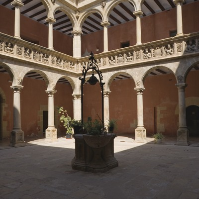 Tortosa. Reials col.legis de Sant Luis i de Sant Domènec (Juan José Pascual)