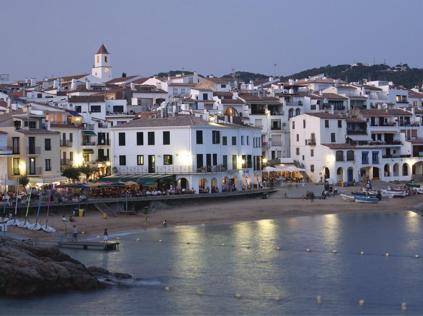 Ensemble historique de Port Bo de Calella