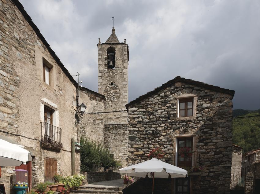 Iglesia de San Miguel de Setcases