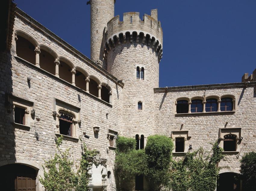 Castillo de Santa Florentina (Juan José Pascual)