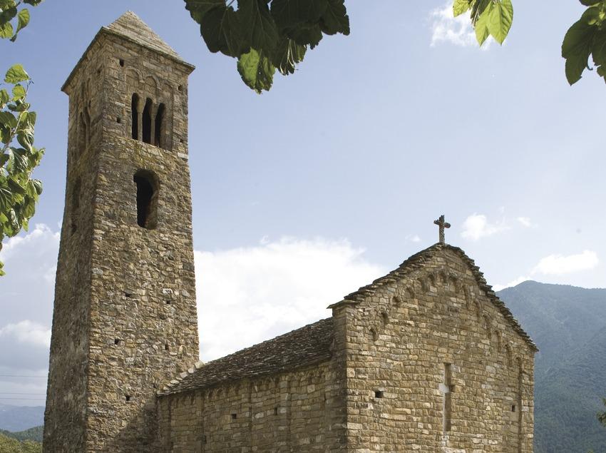 Iglesia de Sant Climent (Juan José Pascual)
