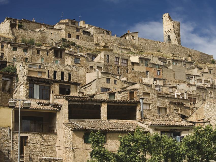 Guimerà. Castillo de Guimerà (Juan José Pascual)