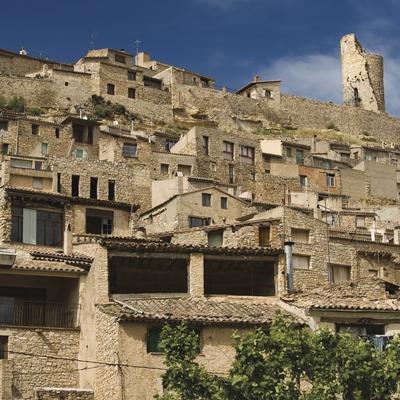 Guimerà. Castell de Guimerà (Juan José Pascual)