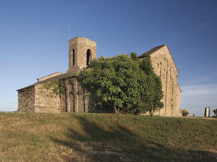 Castell i església de Sant Andreu (Juan José Pascual)