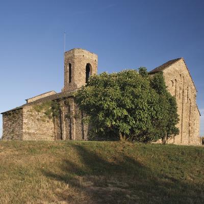 Castillo e iglesia de San Andrés (Juan José Pascual)