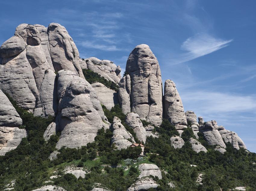Природный парк горы Монтсеррат (Juan José Pascual)