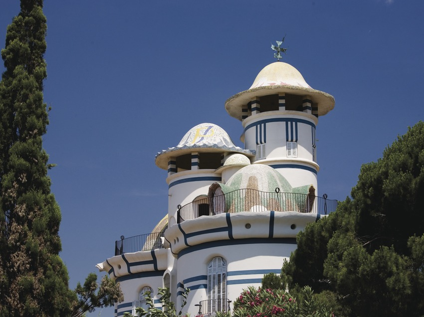 Sant Joan Despí. Torre de la Cruz (Juan José Pascual)
