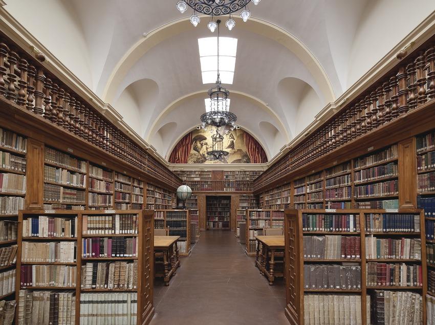 Biblioteca de l'Abadia de Montserrat (Juan José Pascual)