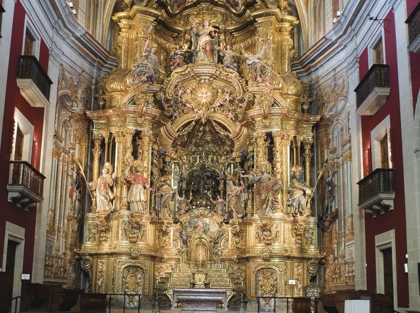 Riner. Heiligtum El Miracle