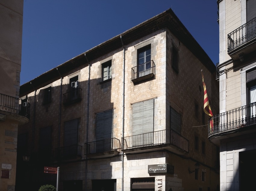 Antic Palau de Caramany (Juan José Pascual)