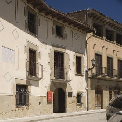 Casa Prat de la Riva (Juan José Pascual)