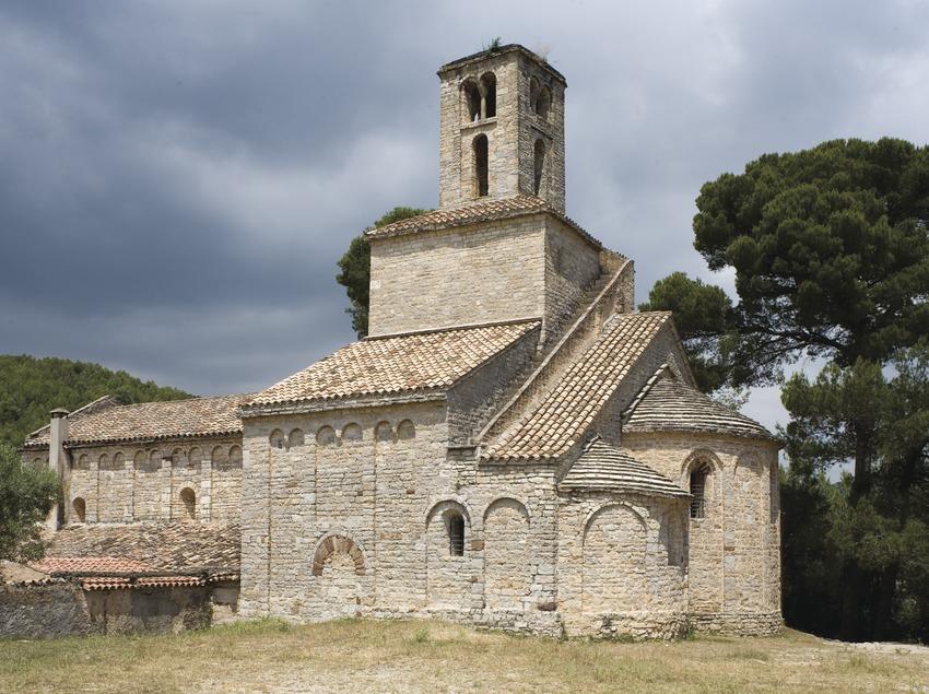 Iglesia de Sant Ponç de Corbera (Juan José Pascual)