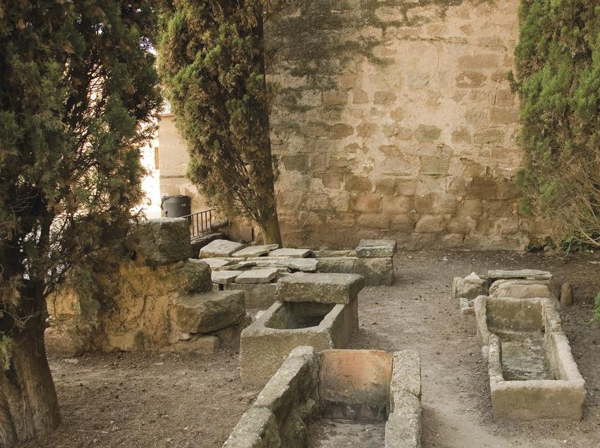 Els Prats de Rei, necrópolis (Juan José Pascual)