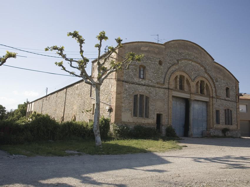 Celler cooperatiu de Sant Guim de Freixenet (Juan José Pascual)