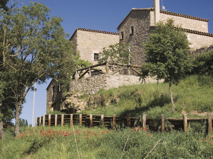 Сант-Пере-Сальявинера, крестьянская усадьба (Juan José Pascual)