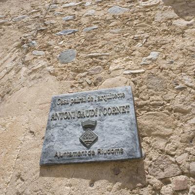 Riudoms. Casa Pairal de Gaudí (Juan José Pascual)
