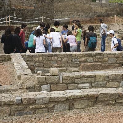 Guissona, Parque Arqueológico de Iesso (Juan José Pascual)