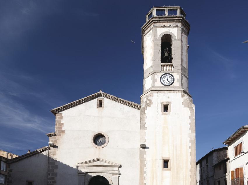 Церковь в Пратс-де-Льюсанес (Juan José Pascual)
