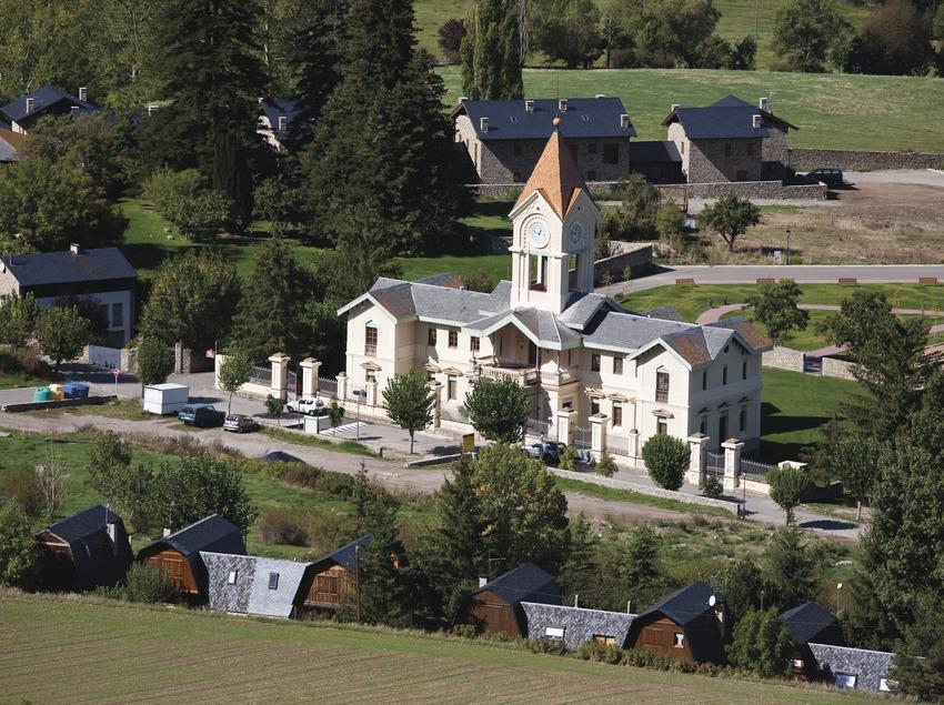 Rathaus von Das