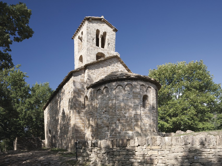 Église Sant Sadurní de Rotgers