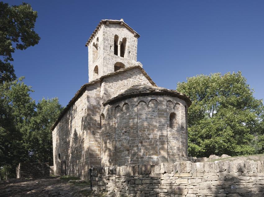 Kirche Sant Sadurní de Rotgers