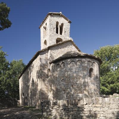 Iglesia de Sant Sadurní de Rotgers