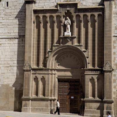 Calaf, iglesia de Santiago (Juan José Pascual)