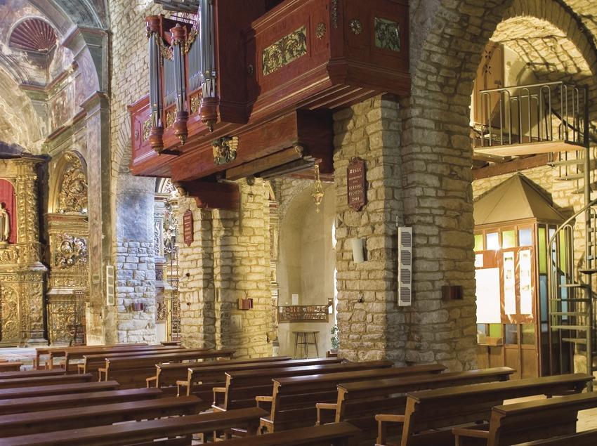 Iglesia de Sant llorenç de Morunys