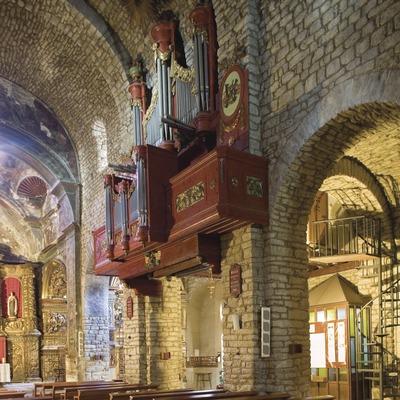 Iglesia de Sant llorenç de Morunys (Juan José Pascual)
