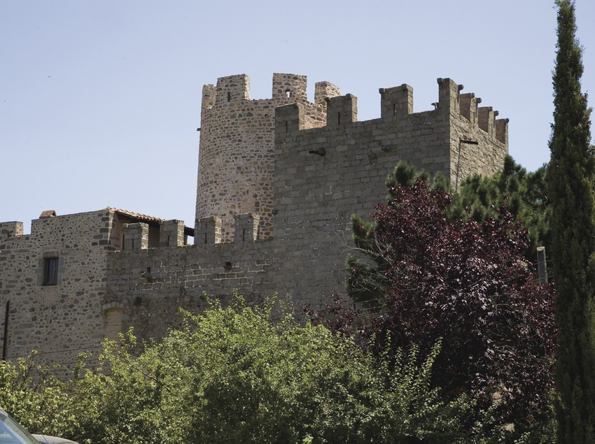 Castell de Vilassar de Dalt (privat) (Juan José Pascual)