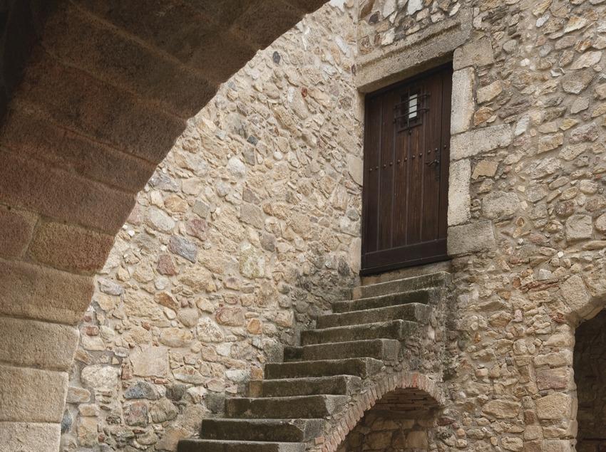 Conjunto histórico del casco antiguo de Castell d'Aro (Juan José Pascual)
