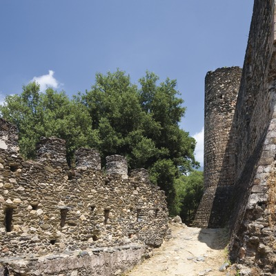 Замок Монтклюс (Juan José Pascual)