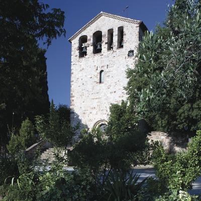 Iglesia parroquial de Llerona (Juan José Pascual)