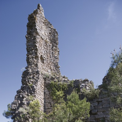La Llacuna. Burg von Vildemàger (Juan José Pascual)