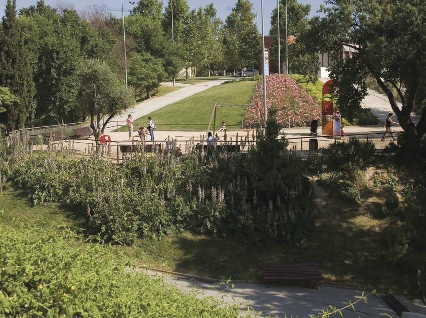 Terrassa. Parque de Vallparadís (Juan José Pascual)