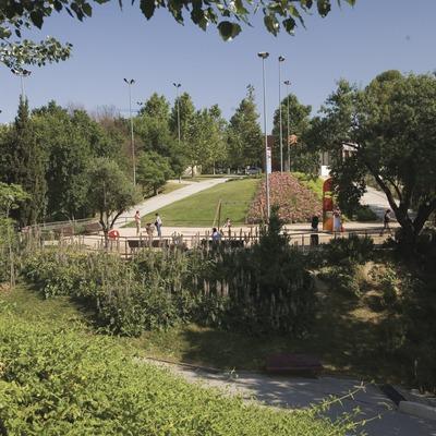 Terrassa, parc de Vallparadís (Juan José Pascual)