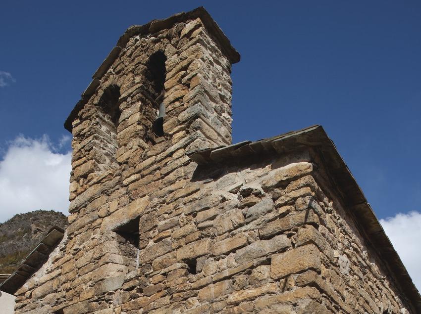 Iglesia de Sant Climent d'Iran (Juan José Pascual)