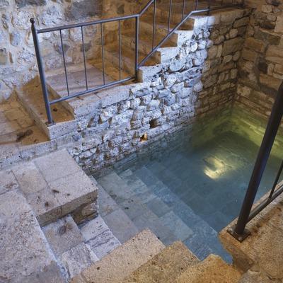El Miqvé o casa de banys rituals