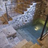 Миква, или резервуар для ритуальных омовений иудеев