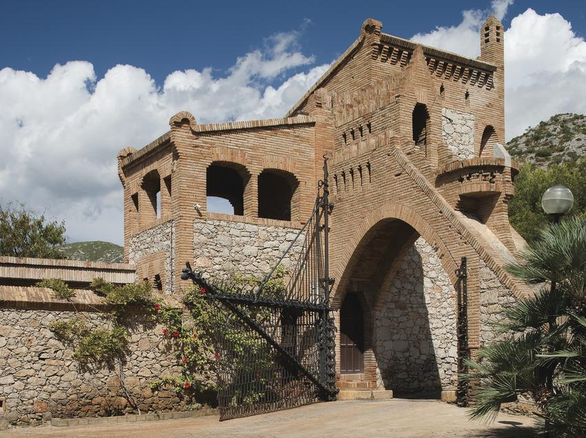 Celler Güell de Gaudí (Juan José Pascual)