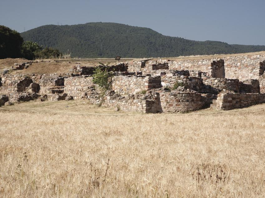 Vil·la romana de Can Terrés (Juan José Pascual)