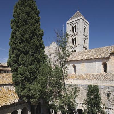 Palau de l'Abat i Monestir de Santa Maria (Juan José Pascual)