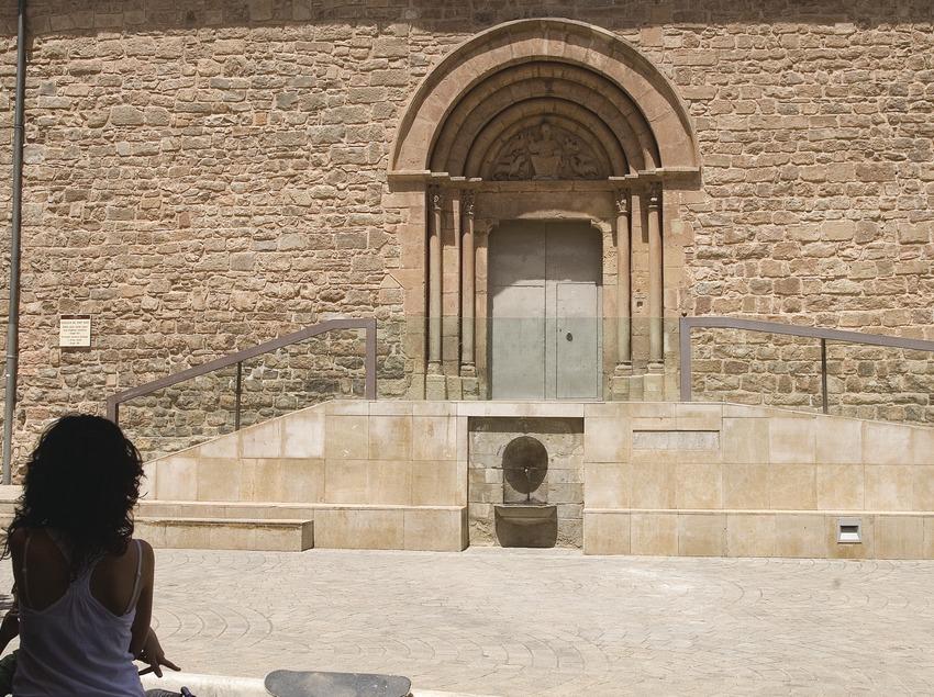 Santpedor. Église Sant Pere (Juan José Pascual)