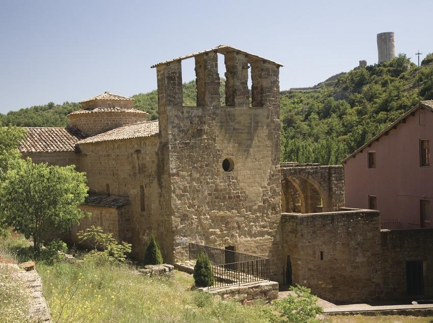 Kirche von Santa Maria del Priorat (Juan José Pascual)