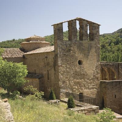 Església de Sta. Maria del Priorat (Juan José Pascual)
