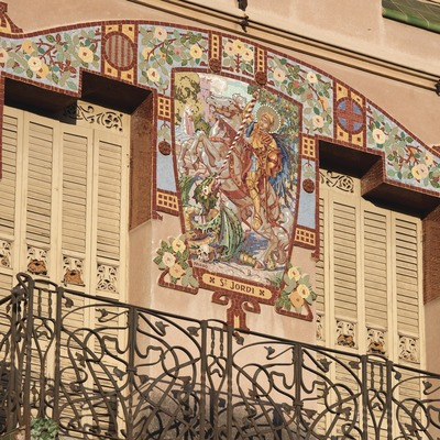 Casa Barbey (Juan José Pascual)