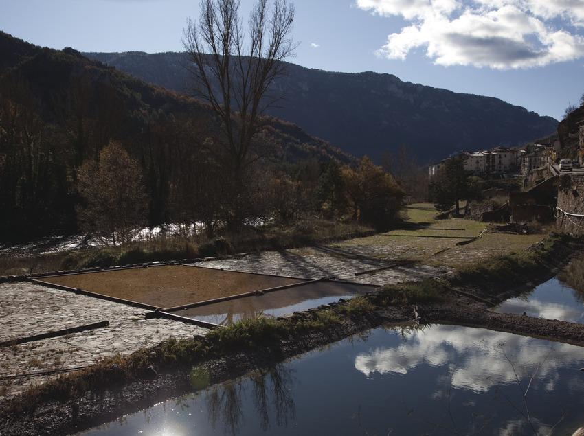 Соляное хранилище и соляные копи (Juan José Pascual)