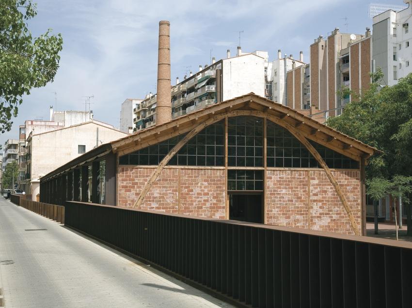 Mataró. Nave Gaudí (Cooperativa Obrera Mataronense) (Juan José Pascual)