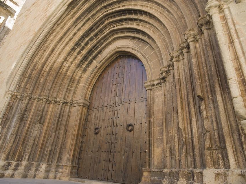 L'Espluga de Francolí. Alte Kirche San Miguel (Juan José Pascual)